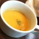111527799 - 香味野菜のスープ