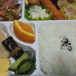きりた - 料理写真:会議用弁当