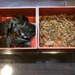 活麺富蔵 - 昆布と鰹の佃煮