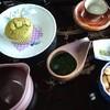かぶせ茶カフェ - 料理写真:新茶膳@700