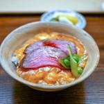 木山 - ☆ローストビーフの玉子とじ丼