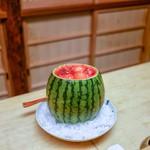 木山 - ☆西瓜のデザート