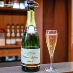 アッサンブラージュ カキモト - ■グラスシャンパン 1400円