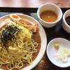 ichibantei - 料理写真:ざるラーメン
