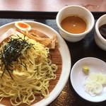 壱番亭 - 料理写真:ざるラーメン