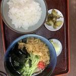 武田屋そば - 料理写真: