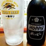 太陽のトマト麺 - ホッピーセット:367円