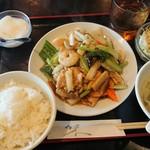 帆船 - 八宝菜 ¥850-