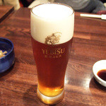 11154644 - 生樽エビスビール(460円)