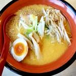 らーめん 時来也 - 料理写真:味噌らーめん 790円