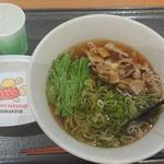 幸楽苑 - 料理写真:エクセレント中華そば ¥490-