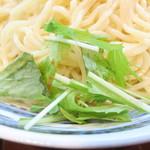 大勝軒いぶき - 水菜