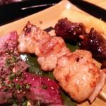 京の焼肉処 弘  - ホソとハラミ