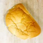 ottoパン - クリームパン バッグの中でシワシワに…