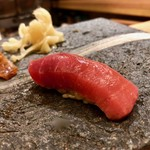 羽田市場 ギンザセブン - 大トロ