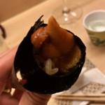 羽田市場 ギンザセブン - 手巻き雲丹