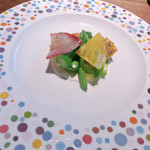 MOTORA  - 温野菜のサラダ