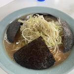ラーメンショップ - ネギ味噌