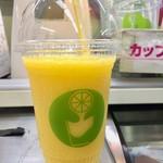 ジュースの森 - ドリンク写真:マンゴーオレンジ 350円
