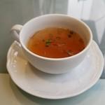 Loup de mer - コンソメスープ これもうまい