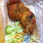 インド・パキスタン料理 ホット・スプーン - 2012-01-10 タンドリーチキン(テイクアウト)