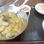 美食苑 - 中華丼定食¥880@'11.12.下旬
