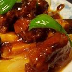 北昌 - 前回の酢豚