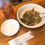 中華風食堂 HANA - サービスのザーサイ