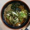 やなぎ庵 - 料理写真:山菜そば(¥450税込み)