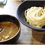 111567083 - 吟醸つけ麺味噌(並) 870円 味噌の風味の生きたつけ麺です。、