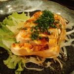 地鶏炭火焼天祥 - 特上地鶏たたき【1890円】
