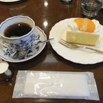 ケーキの西銀 - 参考:梅月堂で2010年12月に食べた