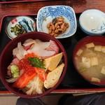 海鮮鮪 - 料理写真: