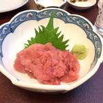 二幸総本店 - 料理写真:中落ち