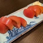 鈴木商店 - 冷やしトマト