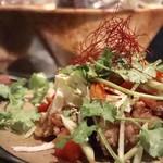 WE ARE THE FARM - 野菜どっさり油淋鶏 1,080円