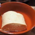 あさば - 朝食:出汁巻き玉子あっぷ