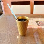 111575423 - アイスコーヒー                       ¥390-