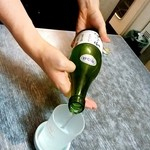 櫻バー - 櫻バー@清水五条 キンシ正宗 しぼりたて原酒