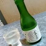櫻バー - 櫻バー@清水五条 キンシ正宗 特別純米酒(490円)