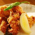 博多屋 大吉 - 当店オリジナルの味付け!唐揚げです。