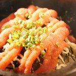 博多屋 大吉 - 大人気!石焼き明太高菜飯!
