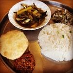 インディアン・レストラン ロタ - 料理写真:バングラディシュ家庭料理。