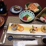 網元の宿 磯村 - 料理写真: