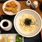 讃岐麺房 すずめ - ぶっかけうどん(冷)