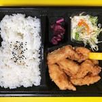 とりあん - 料理写真:むね弁当 500円