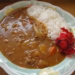 栄食堂 - カレーライス