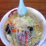 三陽軒 - 料理写真:タンメン