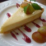 カインズ カフェ - チーズケーキ¥450