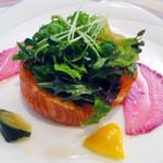 シェ・モア - 料理写真:オードブル